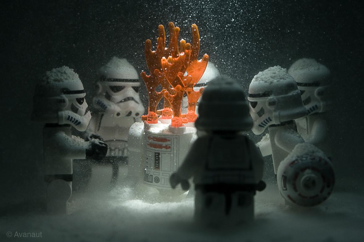 lego star wars noel