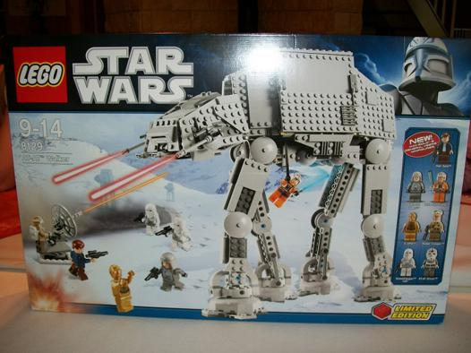 lego star wars quadripode