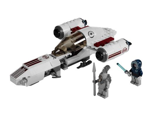 lego star wars speeder