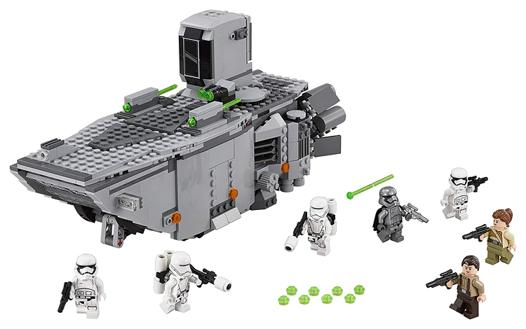 lego star wars transport