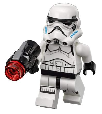 lego star wars trooper