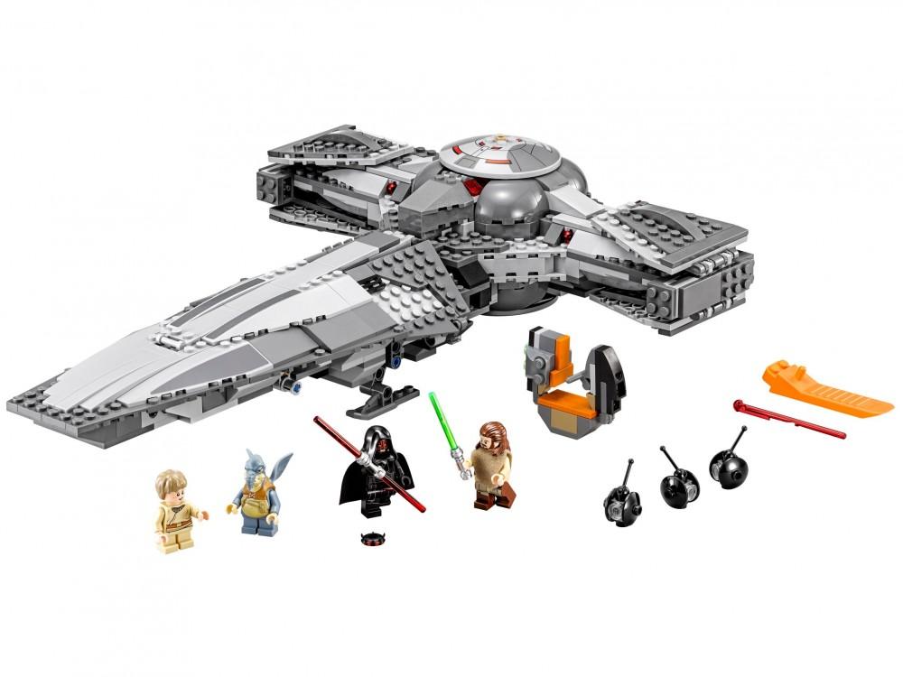 lego star wars vaisseau de dark maul