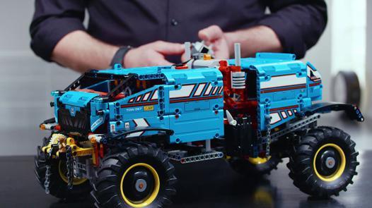 lego technic 42070