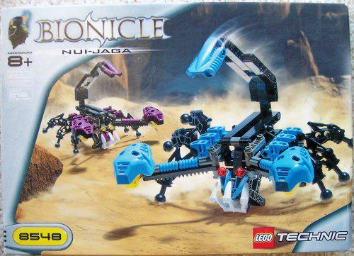 lego technic bionicle
