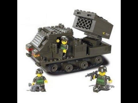 lego vehicule militaire