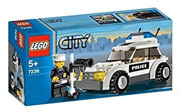 lego voiture police