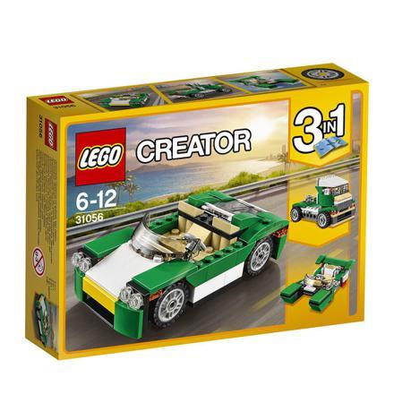 lego voiture verte