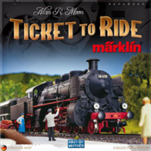 les aventuriers du rail marklin