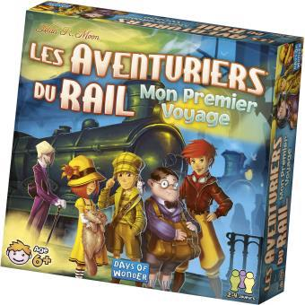 les aventuriers du rail mon premier voyage