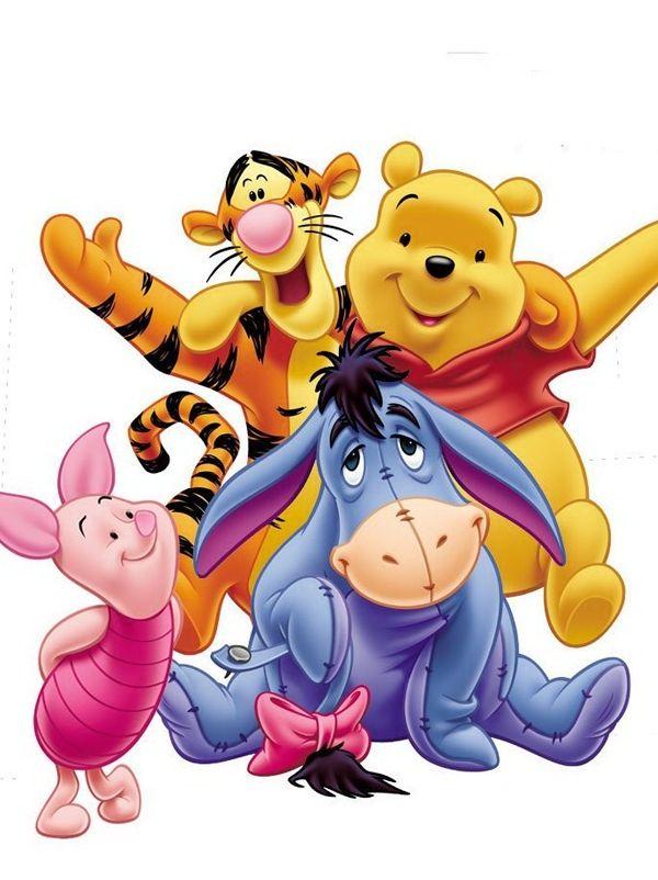 les personnages de winnie l ourson