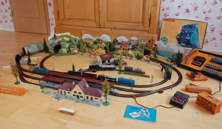 les trains jouef