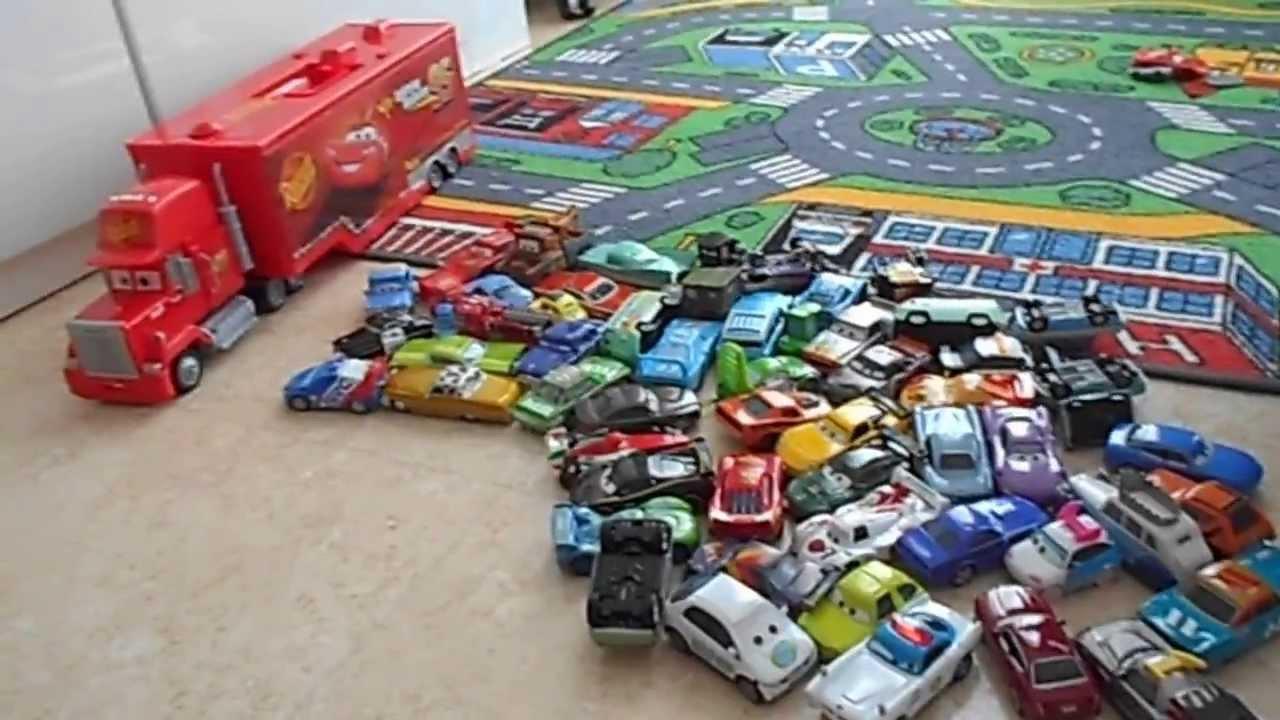 les voitures de cars