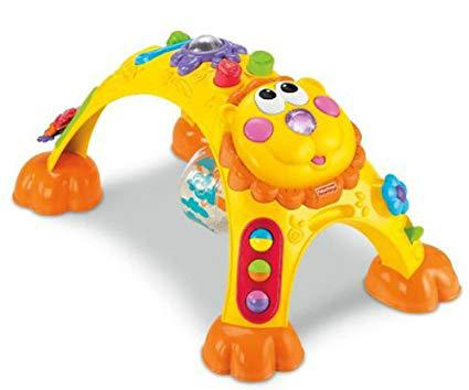 lion d activité fisher price