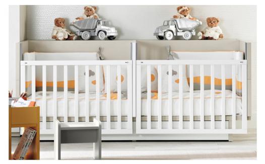 lit pour jumeaux