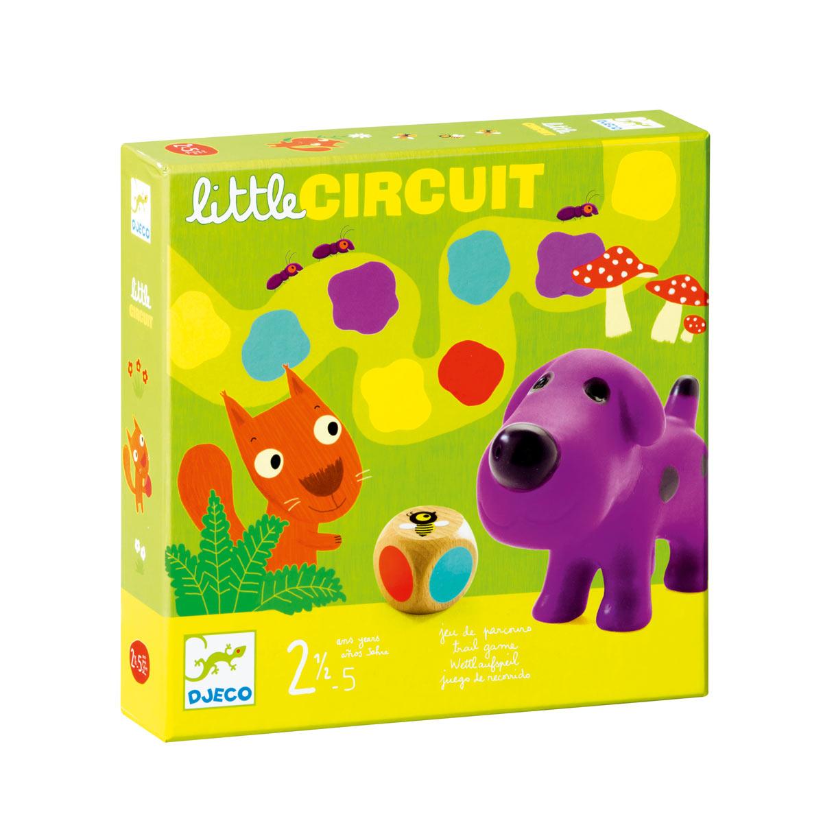little circuit oxybul
