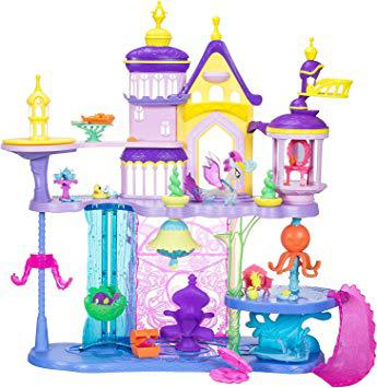 little pony chateau