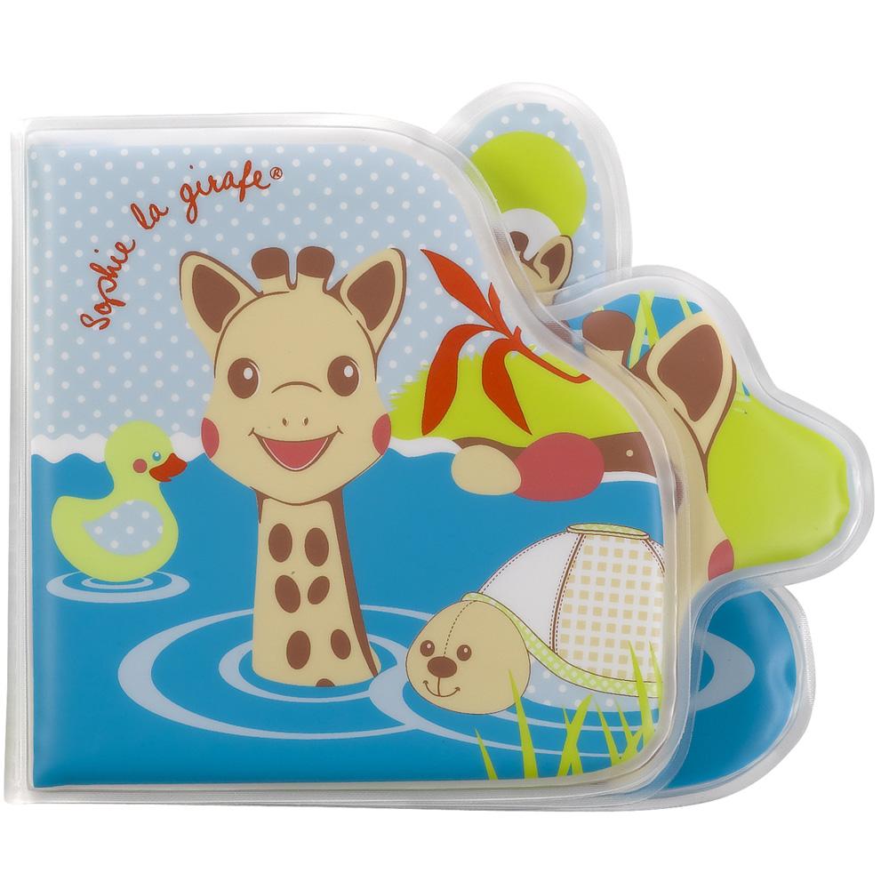 livre bain bébé