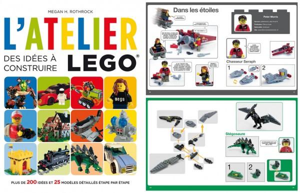 Avis Livre De Construction Lego Choisissez En 2019 Les