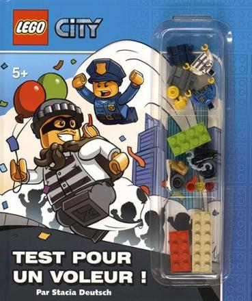 livre lego city