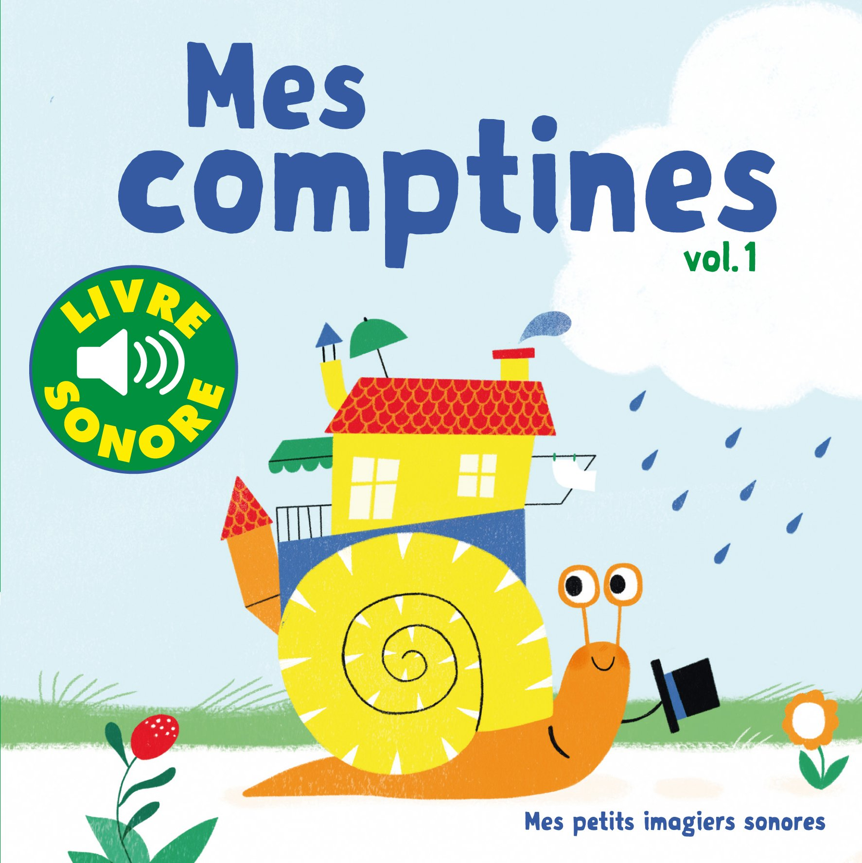 livre musical comptines