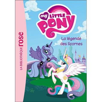 livre my little pony
