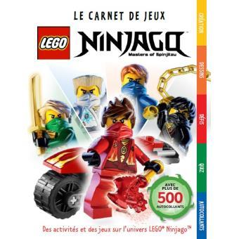 livre ninjago