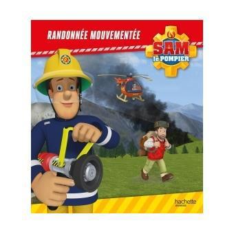 livre sam le pompier