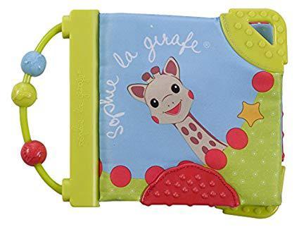 livre sophie la girafe