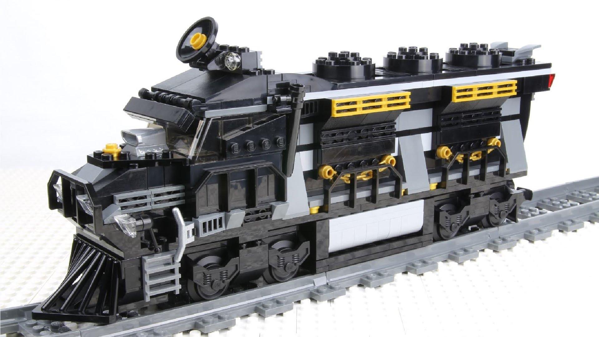 locomotive lego