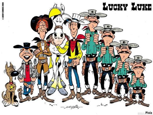 lucky luk