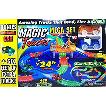 magic tracks mega kit