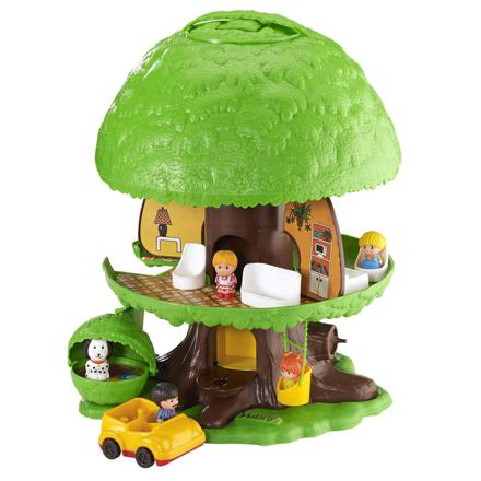 maison chlorophylle jouet
