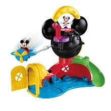maison de mickey fisher price