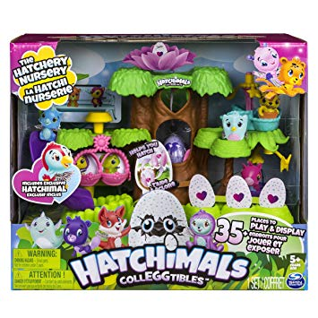 maison des hatchimals