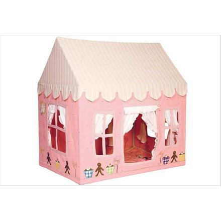 maison en tissu pour fille