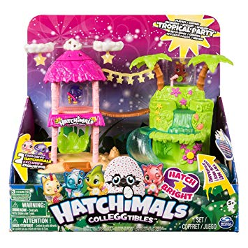 maison hatchimals