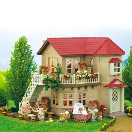 maison lapin jouet