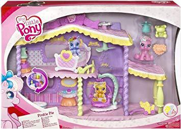 maison my little pony