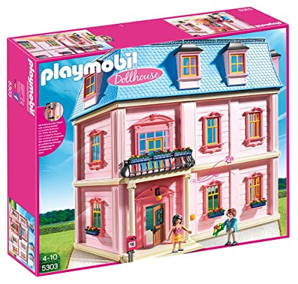 maison playmobil 5303