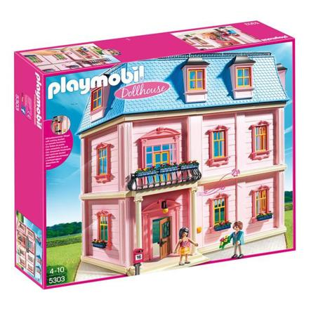 maison traditionnelle playmobil