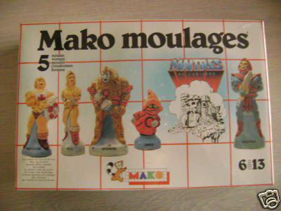 mako moulage mickey