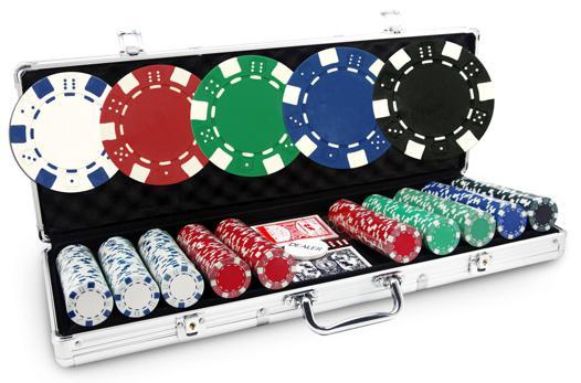 malette jeton poker