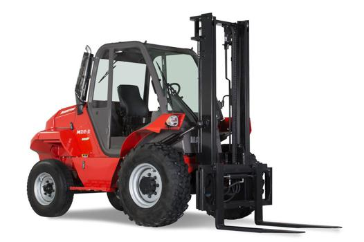 manitou chariot