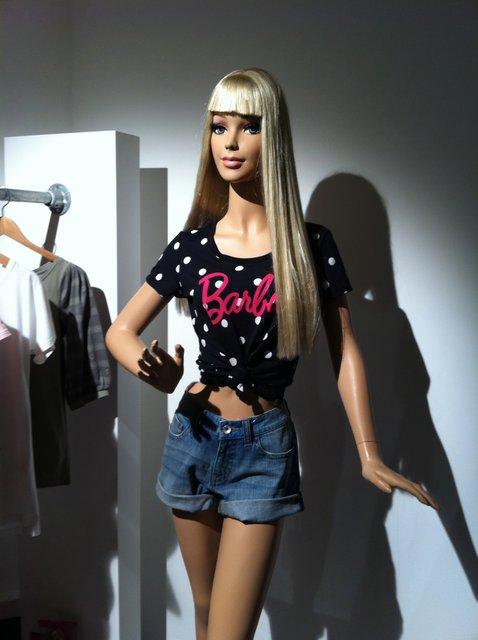 mannequin barbie