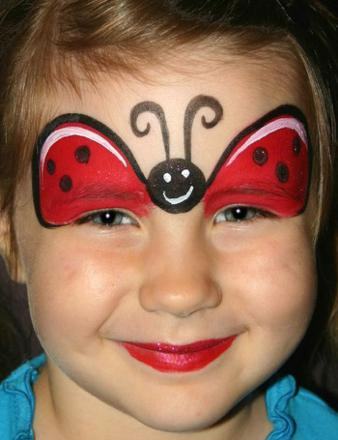 maquillage enfant visage