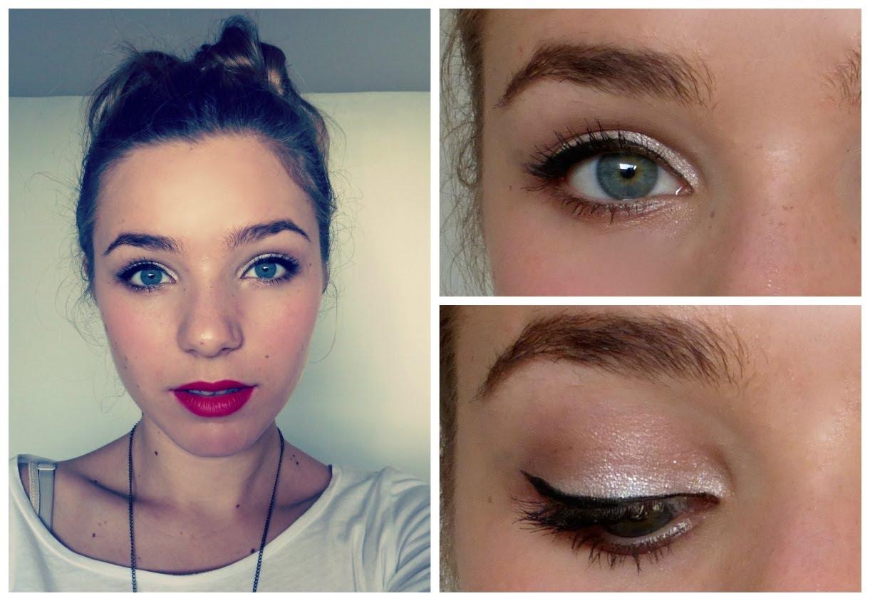 maquillage facile pour noel