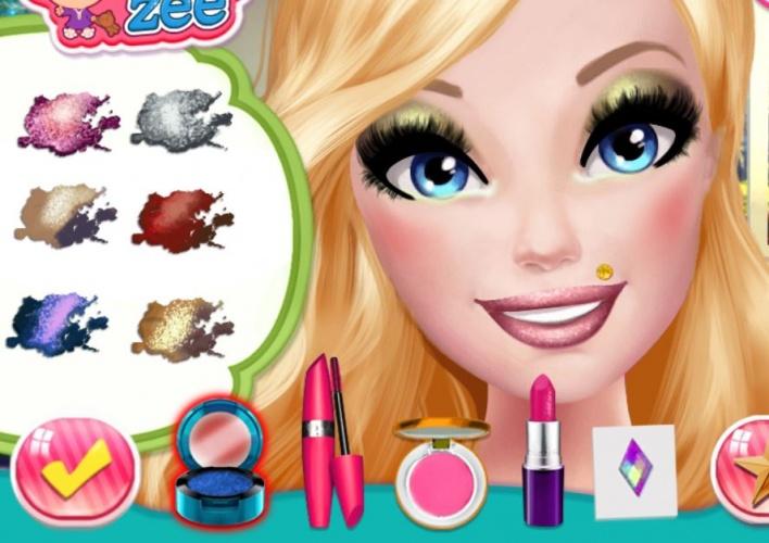maquillage jeux