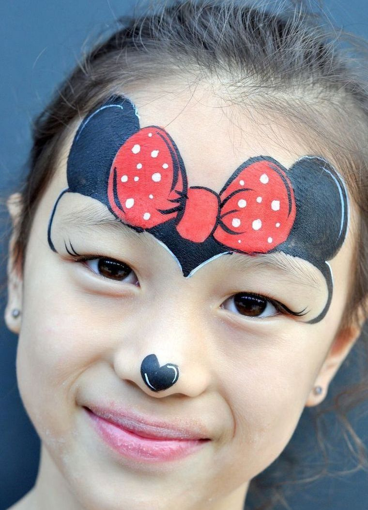 maquillage minnie