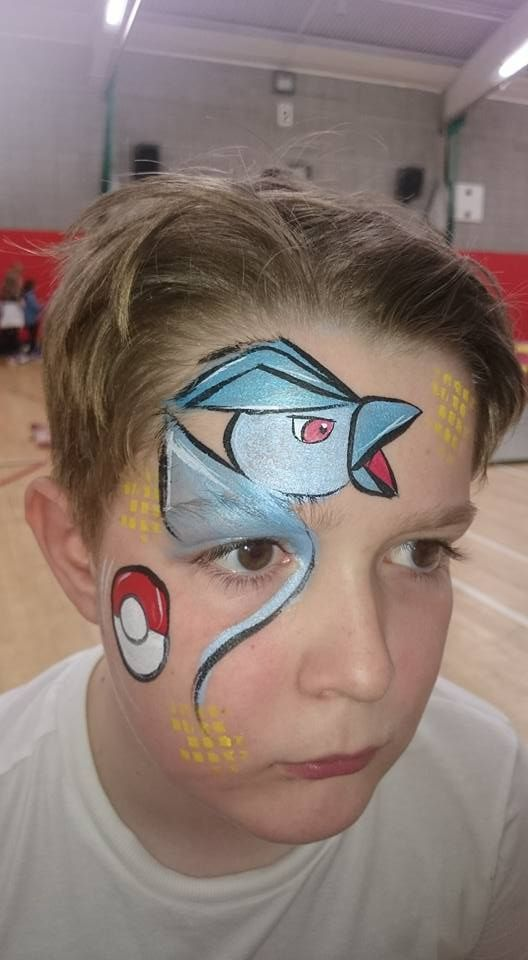 maquillage pokemon