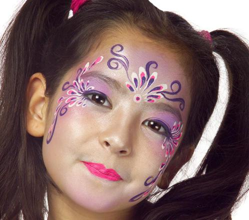 maquillage pour princesse